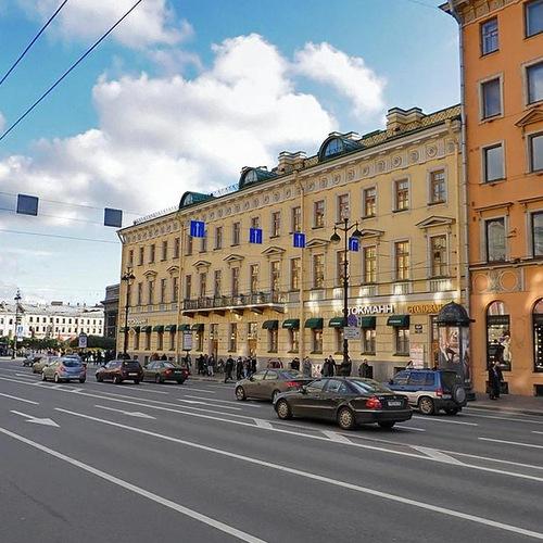 Объекты в СПб